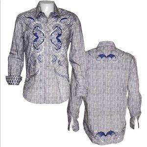 Robert Graham Limited Edition RARE shirt XXL